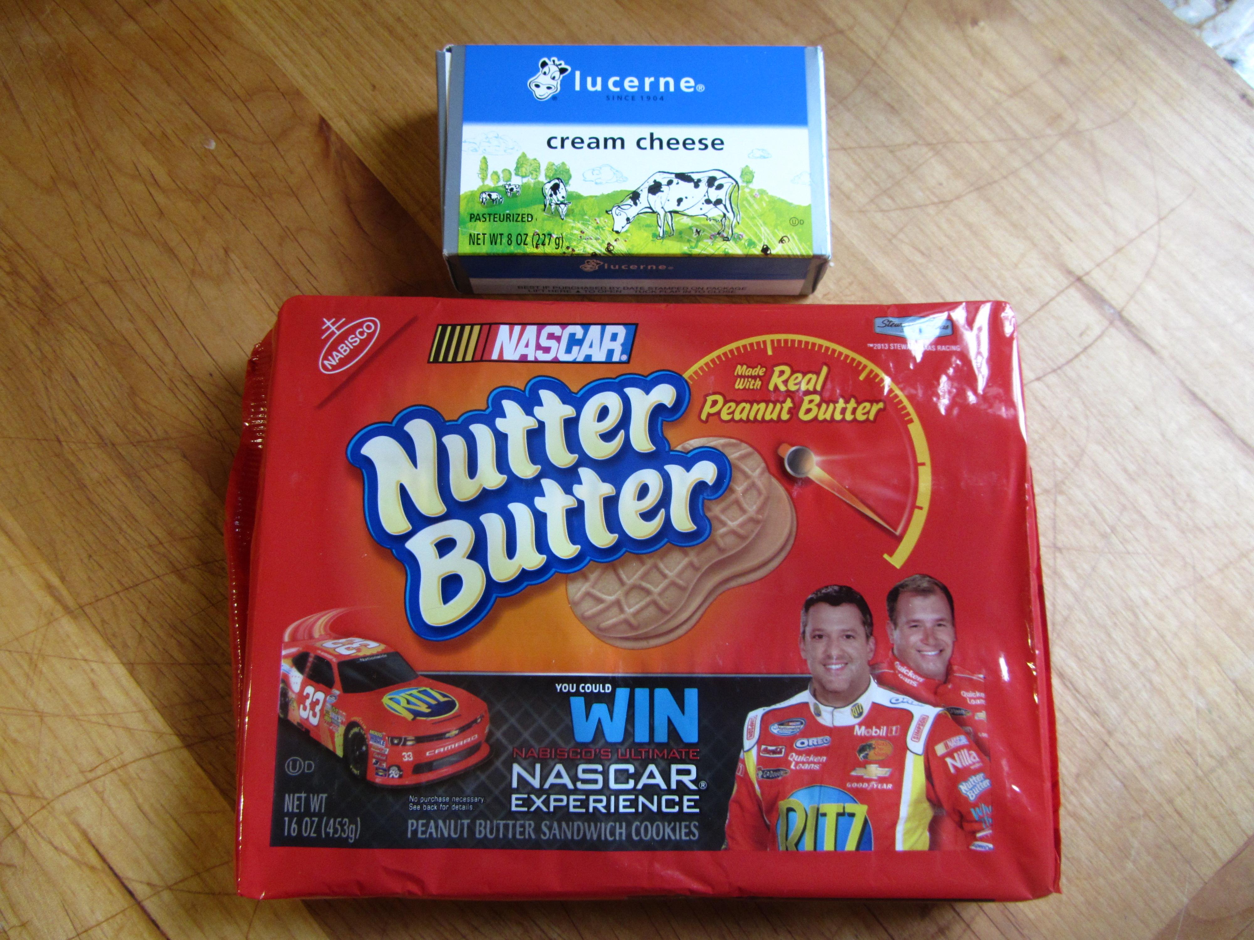 Peanut Butter Truffle Bownies