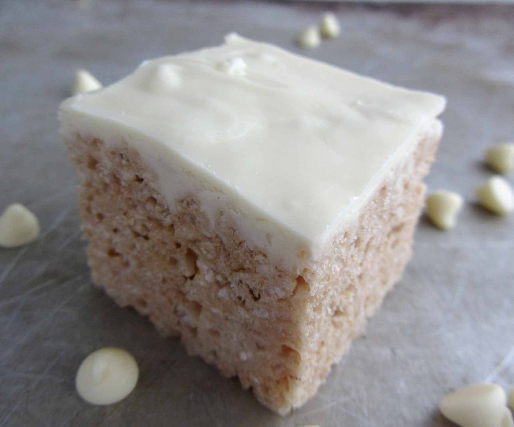 Brown Butter Rice Krispy Treats