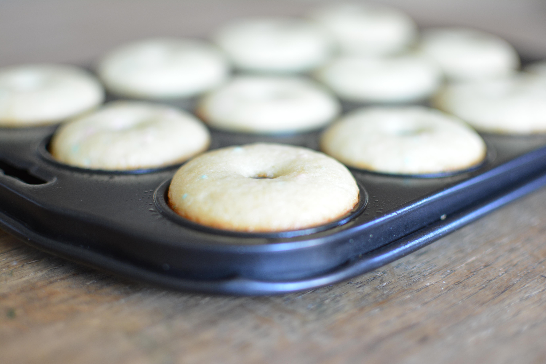 Cotton Candy Mini Donuts A Bajillian Recipes