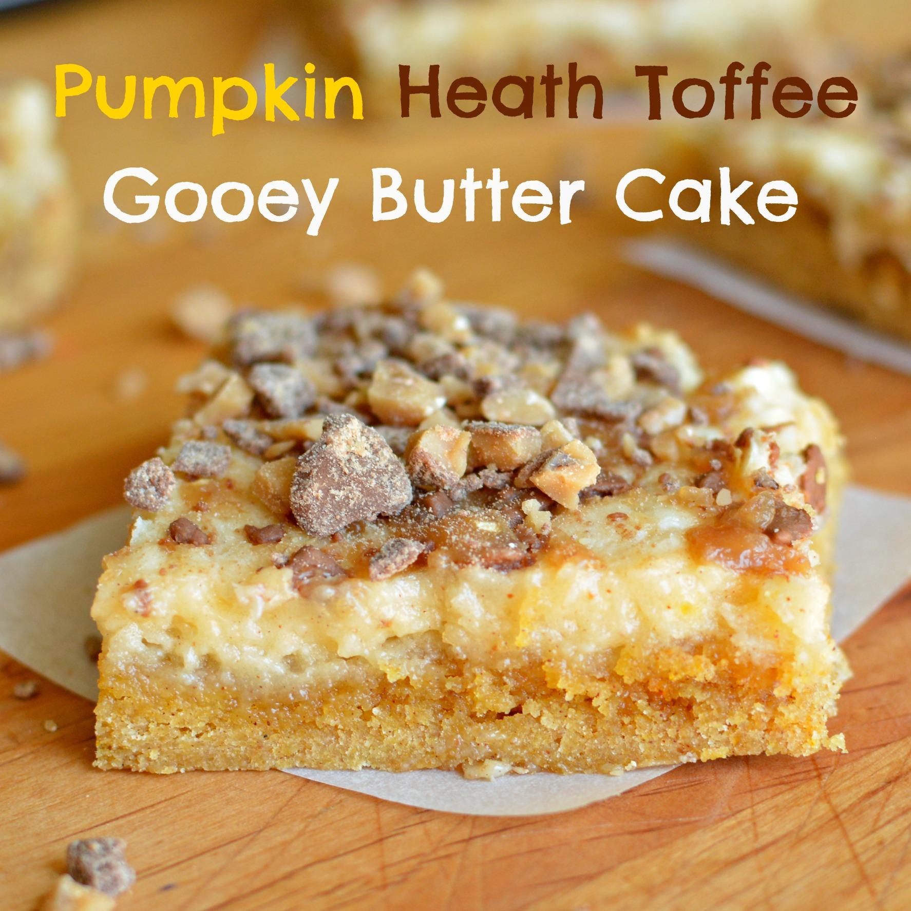 Heath Toffee Bits Cake Recipes