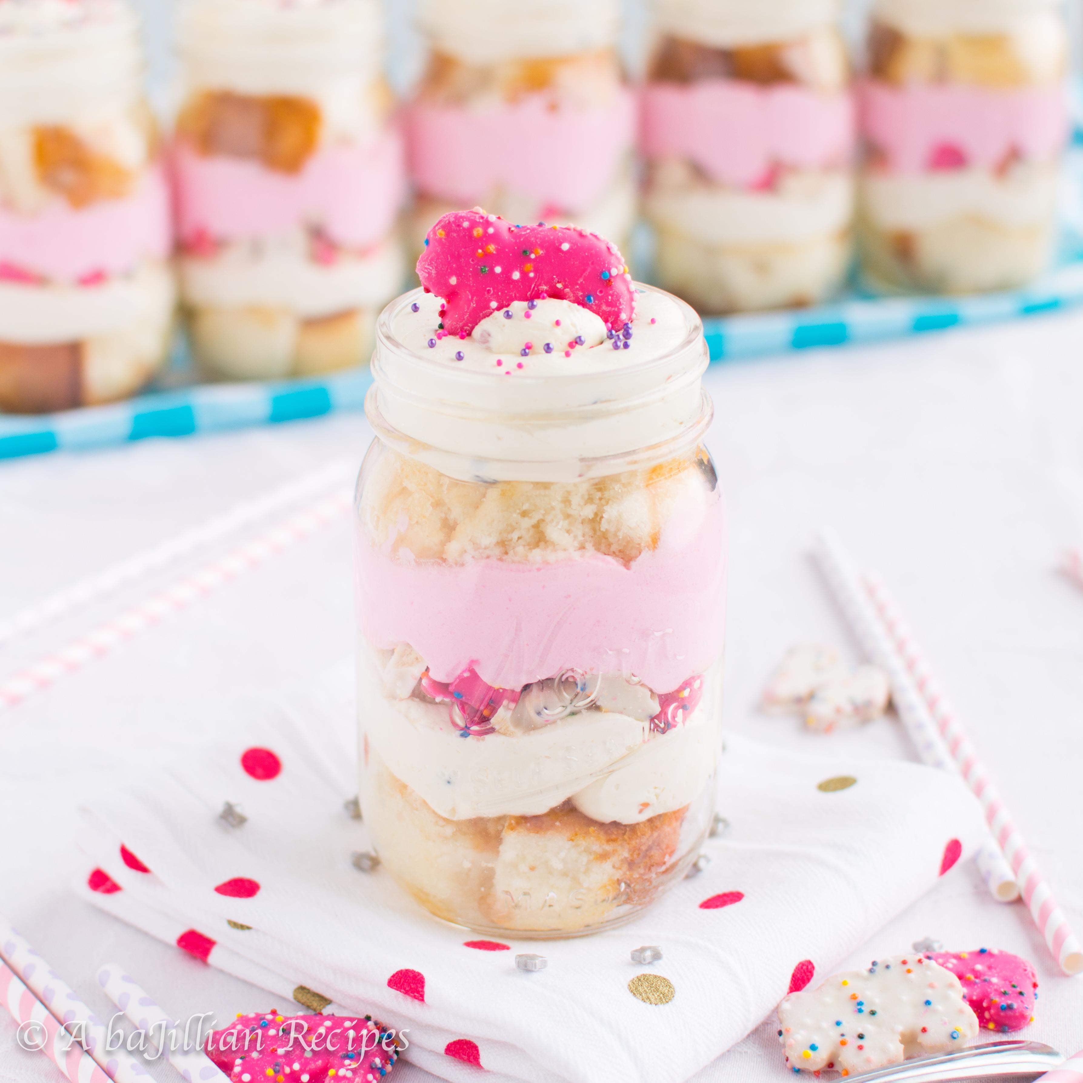 Circus Animal Cookie Mini Trifles A Bajillian Recipes