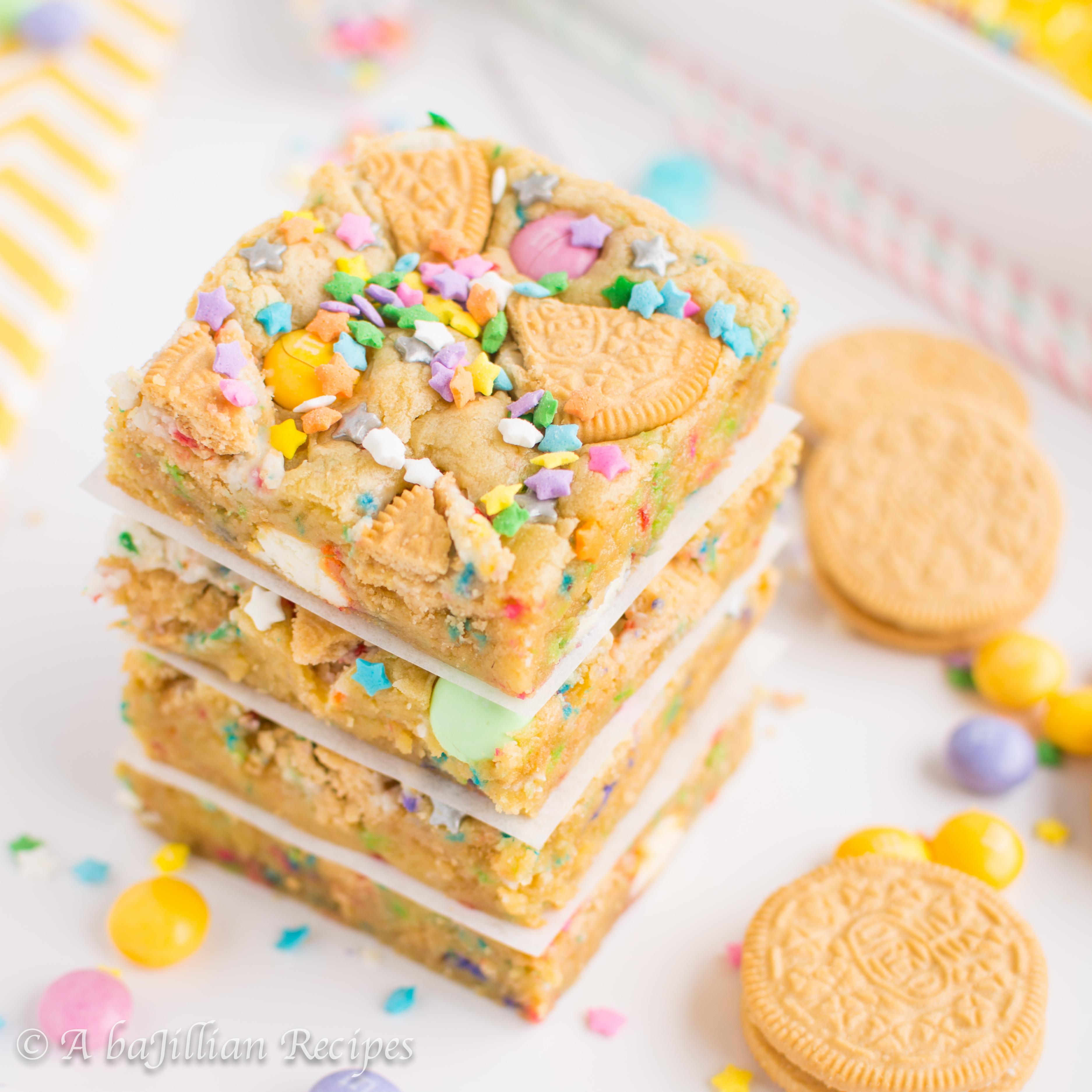 Cake Batter Flavored Recipes